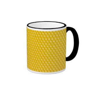 Honeycomb Ringer Mug