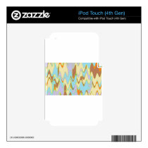 honeycomb ripple.jpg iPod touch 4G decal