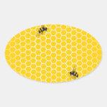 Honeycomb Stickers