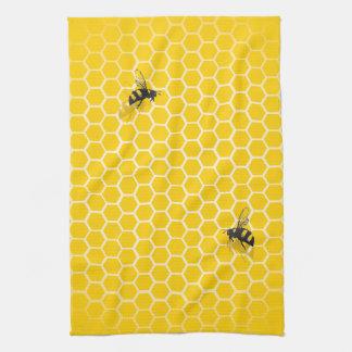 Honey Bee Kitchen Towels