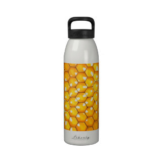 Honeycomb Drinking Bottles