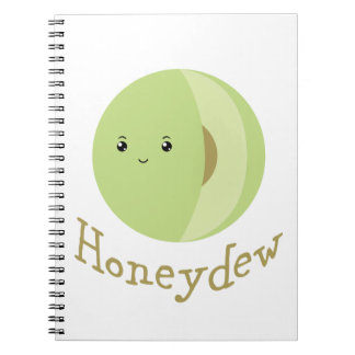 Honeydew Spiral Notebook