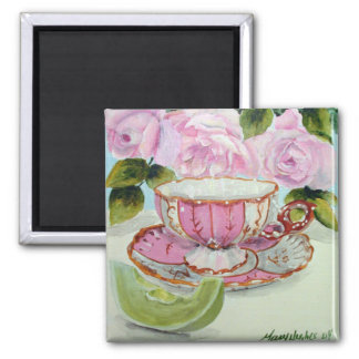 Honeydew & Tea Magnet