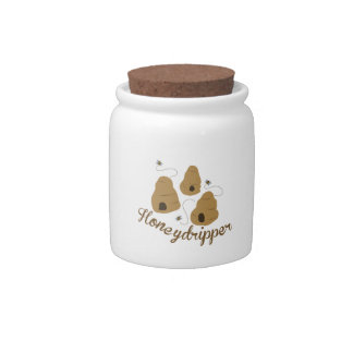Honeydripper Candy Jars