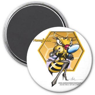 HONEYLICIOUS Honeycomb Fridge Magnets