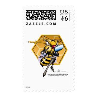 HONEYLICIOUS Honeycomb Stamp