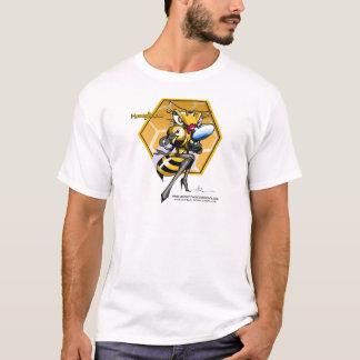 HONEYLICIOUS Honeycomb T-Shirt