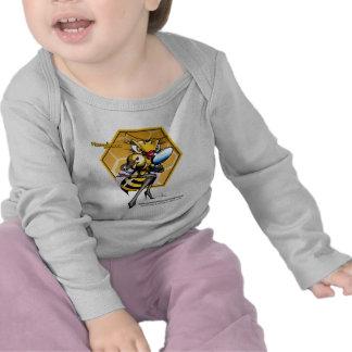 HONEYLICIOUS Honeycomb Tee Shirt