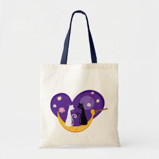 Honeymoon Canvas Bags