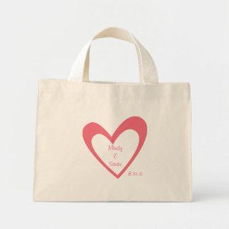 Honeymoon Bag- Pink Heart