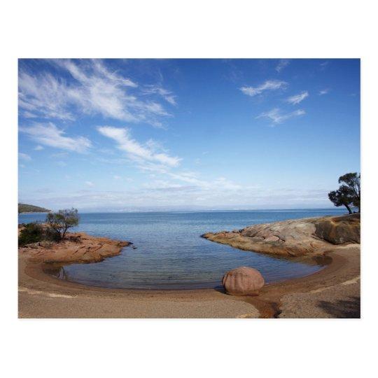 Honeymoon Bay, Coles Bay, Freycinet National Postcard