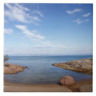 Honeymoon Bay, Coles Bay, Freycinet National Tile