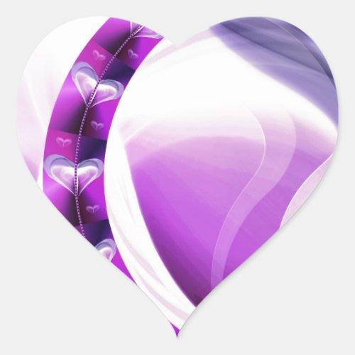 Honeymoon created by Tutti Heart Sticker