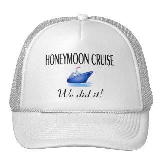 Honeymoon Cruise Hat