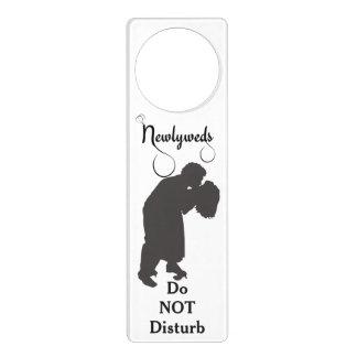 Honeymoon Do Not Disturb Door Hanger
