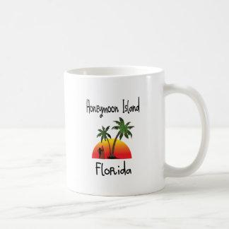 Honeymoon Island Florida. Coffee Mug
