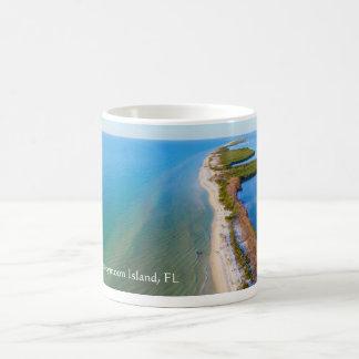 Honeymoon island, Florida mug