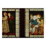 Honeymoon of King Rene of Anjou Greeting Card