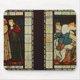 Honeymoon of King Rene of Anjou Mouse Pad