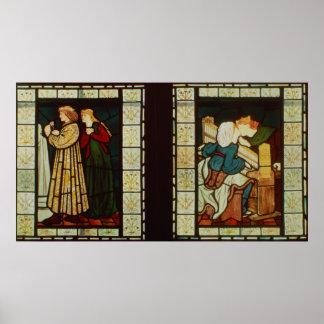 Honeymoon of King Rene of Anjou Poster