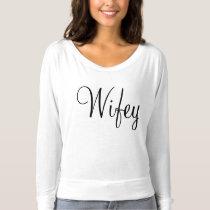 Honeymoon Wifey Tee