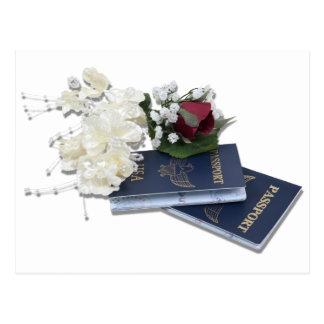 HoneymoonAbroad101610 Postcard
