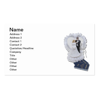 HoneymoonersPassports012511, Name, Address 1, A... Double-Sided Standard Business Cards (Pack Of 100)