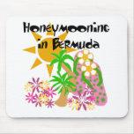 Honeymooning en Bermudas Alfombrilla De Raton