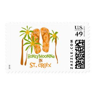 Honeymooning en franqueo del St. Croix