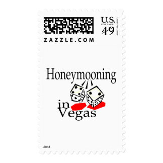 Honeymooning en Vegas Sello