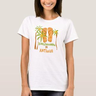 Honeymooning in Antigua Tshirt