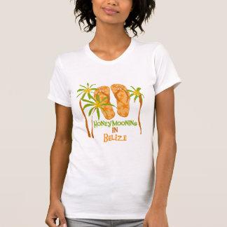 Honeymooning in Belize T-shirt