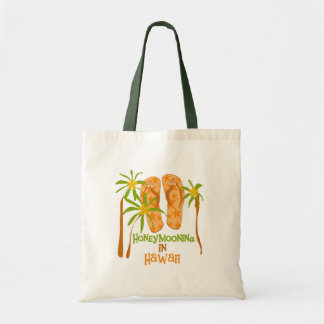 Honeymooning in Hawaii Tote Bag