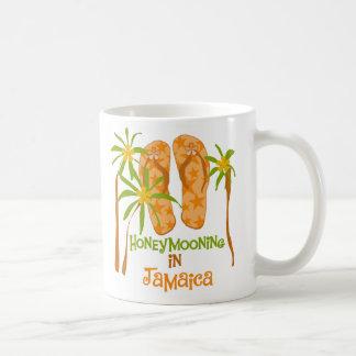Honeymooning in Jamaica Coffee Mugs