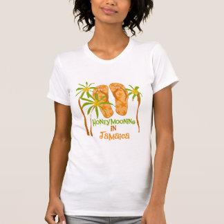 Honeymooning in Jamaica Tshirt