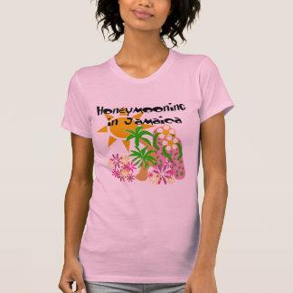 Honeymooning in Jamaica Tee Shirt