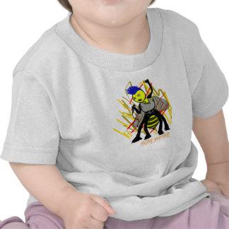 ¡Honeypunk! Camiseta
