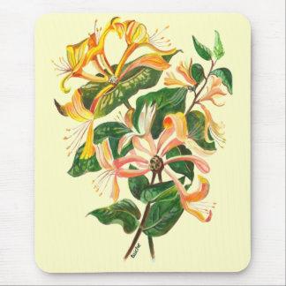 Honeysuckle Bouquet Mouse Pad