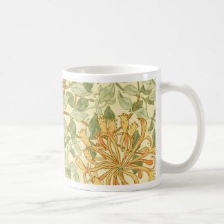 Honeysuckle by William Morris Coffee Mug