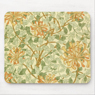 Honeysuckle by William Morris Mouse Pad