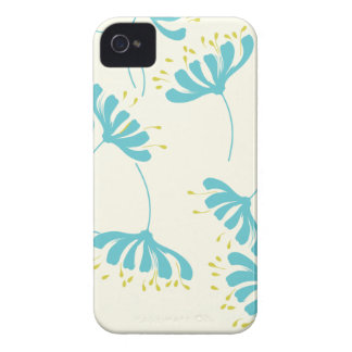 Honeysuckle Floral Pattern Case-Mate iPhone 4 Case