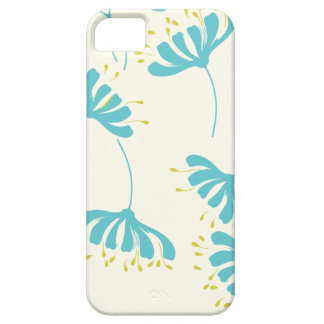 Honeysuckle Floral Pattern iPhone 5 Case