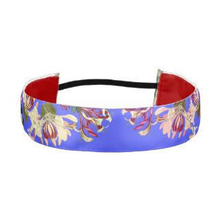 Honeysuckle Flowers Floral Head Band