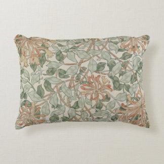 'Honeysuckle II' design Accent Pillow
