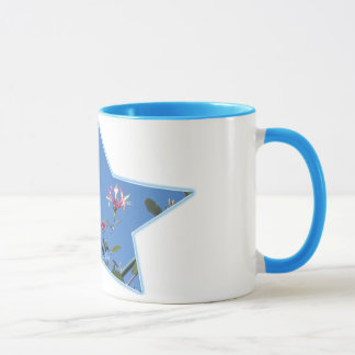 Honeysuckle is a Star Mug