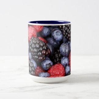 Honeysuckle_sweet Gifts Two-Tone Coffee Mug