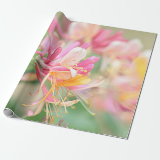 Honeysuckle Wrapping Paper