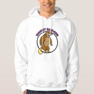 honeyy badger hoodie