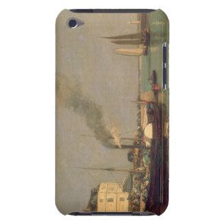 Honfleur. La Jetee, 1854-57 (oil on panel) Case-Mate iPod Touch Case