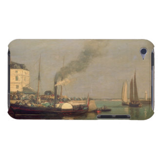 Honfleur. La Jetee, 1854-57 (oil on panel) iPod Touch Covers